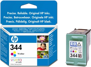 Original HP C9363EE Druckerpatrone Nr.344 Color