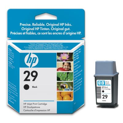Original HP 51629AE Druckerpatrone Nr.29 Black