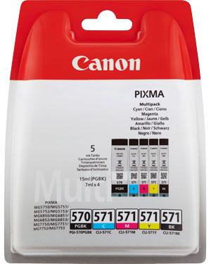 Canon Patronen PGI-570 | CLI-571